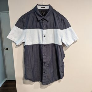 Guess Small Button down t-shirt Slim fit
